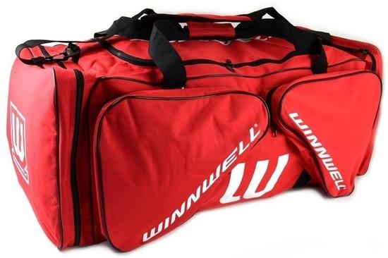 Taška Winnwell Carry Bag SR, Senior, červená