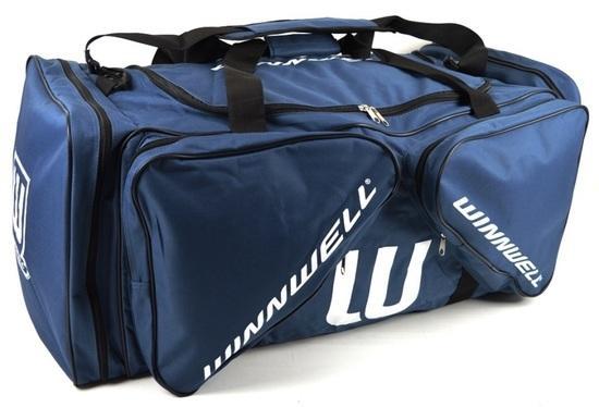 Taška Winnwell Carry Bag SR, Senior, tmavě modrá