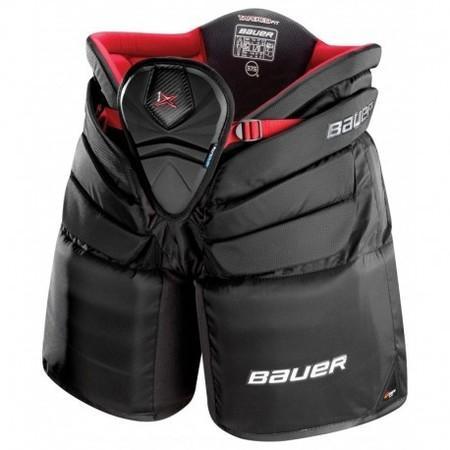 Brankářské kalhoty Bauer Vapor 1X S17 SR, černá, Senior, S