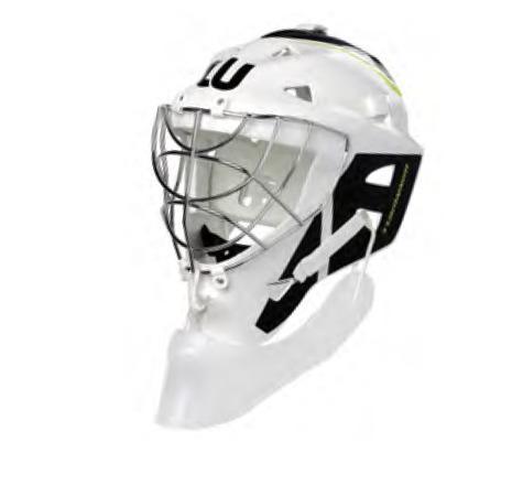 Maska Winnwell Street Hockey Premium, 48-58cm