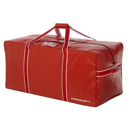 """Taška Winnwell Carry Bag Classic Team YTH, červená, Dětská, 24"""""""
