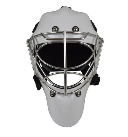 Maska Coveted Pro A5 SR, bílá, Senior, 56-59cm
