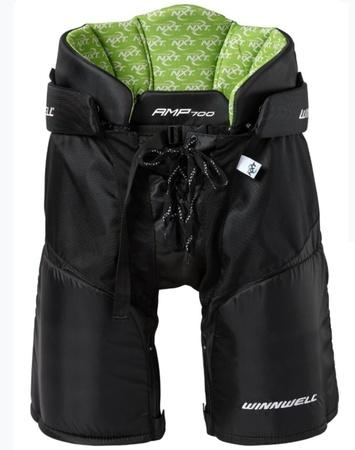 Kalhoty Winnwell AMP700 JR, černá, Junior, XL