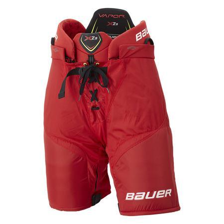 Kalhoty Bauer Vapor X2.9 S20 SR, červená, Senior, S