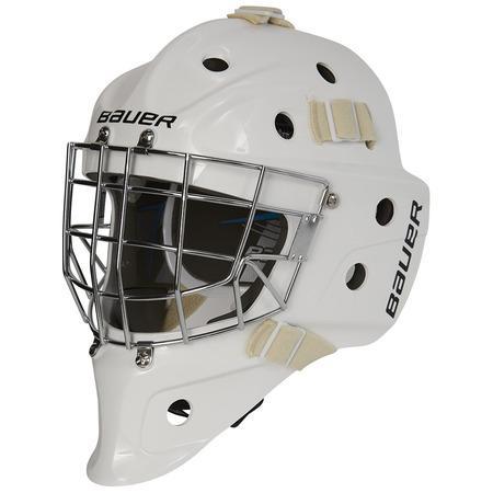 Maska Bauer Profile 930 S20 SR, bílá, Senior, 53-57cm, S-M