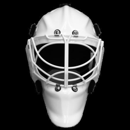 Maska Coveted Pro 906 JR, bílá, Junior, S, 54-56cm