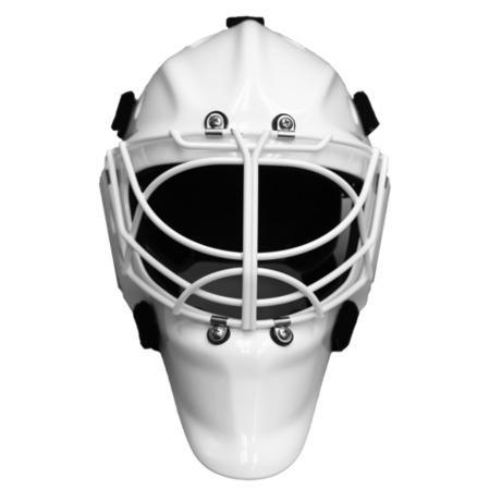 Maska Coveted Inter Pro 906 SR, bílá, Senior, XL, 58-59cm