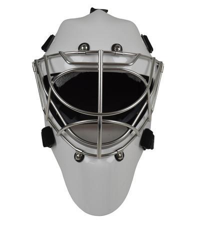 Maska Coveted Pro Omega SR, bílá, Senior, 59-62cm