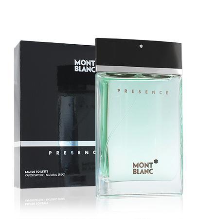 Mont Blanc Presence toaletní voda 75ml Pro muže