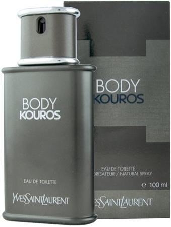 Yves Saint Laurent Body Kouros toaletní voda Pro muže 100ml