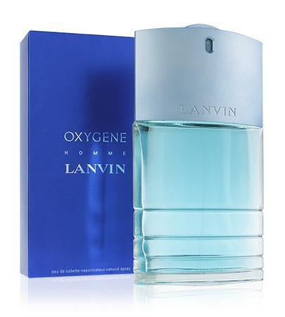 Lanvin Oxygene Homme toaletní voda 100ml Pro muže