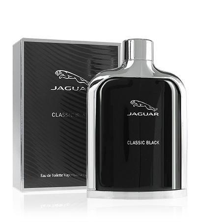 Jaguar Classic Black toaletní voda 100ml Pro muže