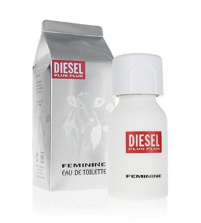 Diesel Plus Plus Feminine toaletní voda 75ml Pro ženy