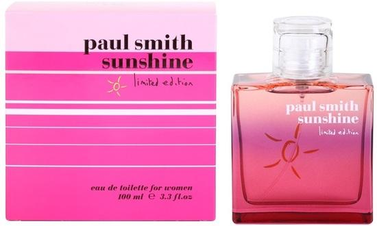 Paul Smith Sunshine Edition For Women 2014 toaletní voda 100ml Pro ženy