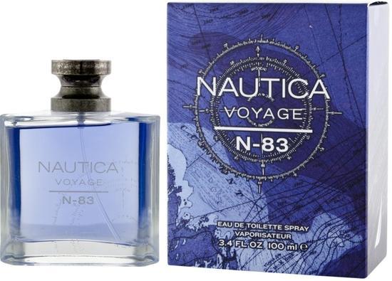 Nautica Nautica Voyage N-83 toaletní voda 100ml Pro muže