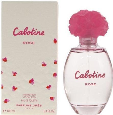 Gres Cabotine Rose toaletní voda Pro ženy 100ml
