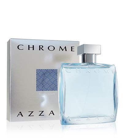 Azzaro Chrome toaletní voda 100ml Pro muže