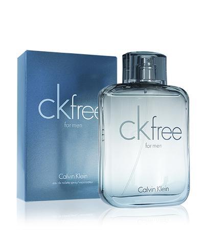 Calvin Klein CK Free toaletní voda Pro muže 50ml