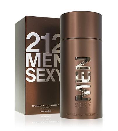 Carolina Herrera 212 Sexy Men toaletní voda Pro muže 50ml