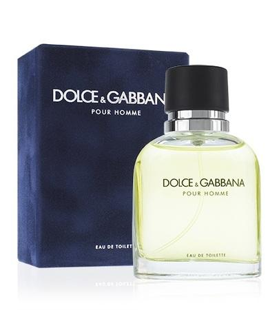 Dolce & Gabbana Pour Homme toaletní voda 125ml Pro muže