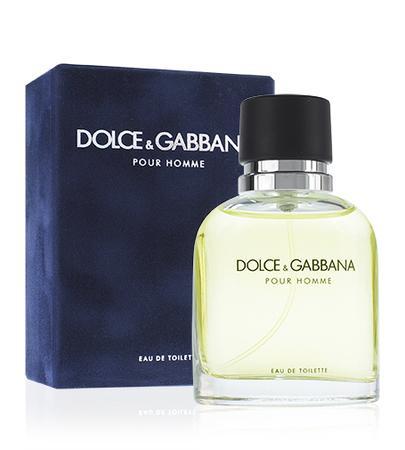 Dolce & Gabbana Pour Homme toaletní voda Pro muže 75ml