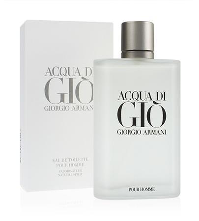 Giorgio Armani Acqua di Gio toaletní voda Pro muže 200ml
