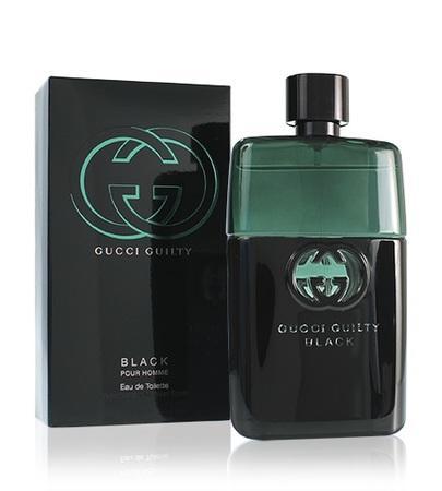 Gucci Guilty Black Pour Homme toaletní voda 90ml Pro muže