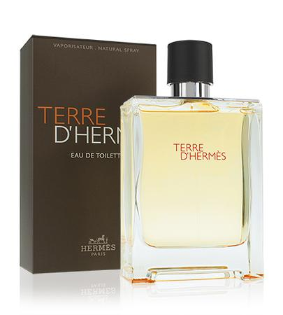 Hermes Terre d`Hermes toaletní voda 200ml Pro muže