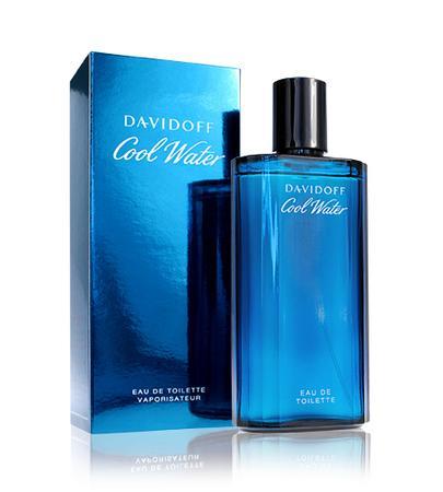 Davidoff Cool Water toaletní voda 75ml Pro muže
