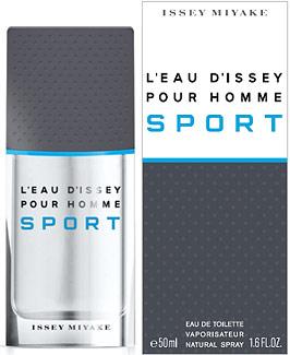 Issey Miyake L`Eau D`Issey Pour Homme Sport toaletní voda 125ml Pro muže