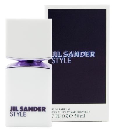 Jil Sander Style parfémovaná voda 50ml Pro ženy