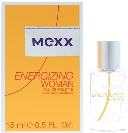Mexx Energizing Woman toaletní voda 15ml Pro ženy