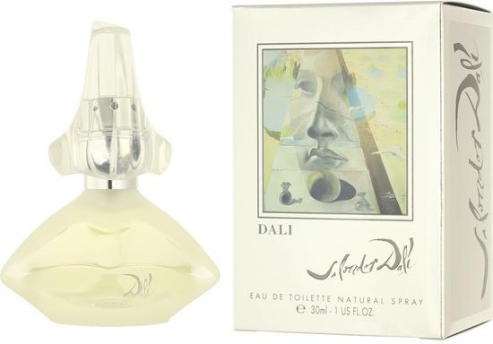 Salvador Dalí Dali Eau de Toilette 2011 toaletní voda 30ml Pro ženy