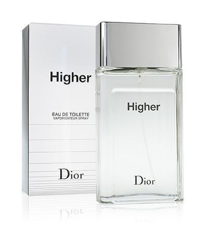 Dior Higher toaletní voda 100ml Pro muže