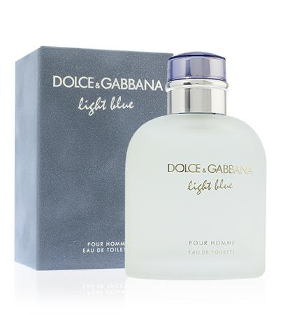 Dolce & Gabbana Light Blue Pour Homme toaletní voda 125ml Pro muže