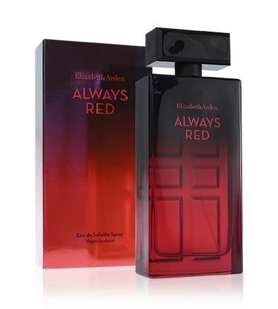 Elizabeth Arden Always Red toaletní voda 100ml Pro ženy