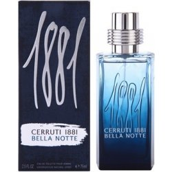 Nino Cerruti 1881 Bella Notte Man toaletní voda 125ml Pro muže