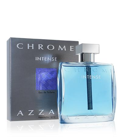 Azzaro Chrome Intense toaletní voda 100ml Pro muže