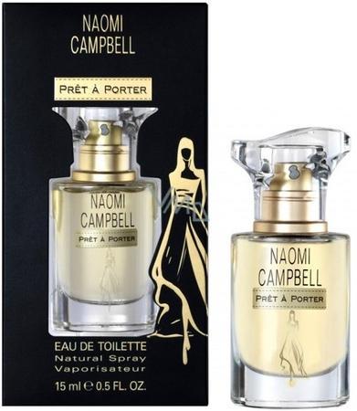 Naomi Campbell Pret a Porter toaletní voda Pro ženy 15ml