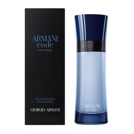 Giorgio Armani Code Colonia toaletní voda 75ml Pro muže