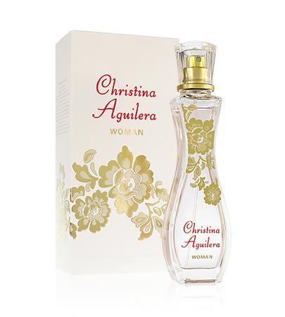 Christina Aguilera Woman parfémovaná voda 50ml Pro ženy