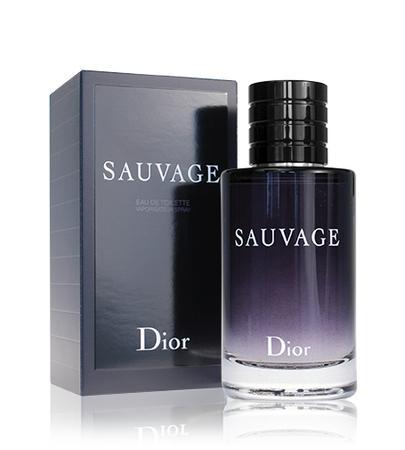Dior Sauvage toaletní voda 100ml Pro muže