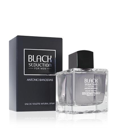 Antonio Banderas Seduction in Black toaletní voda 100ml Pro muže