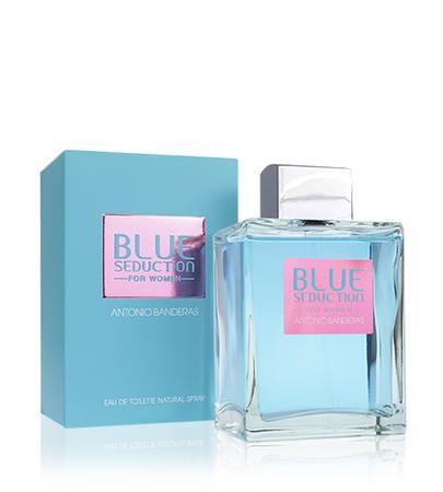 Antonio Banderas Blue Seduction For Women toaletní voda 200ml Pro ženy