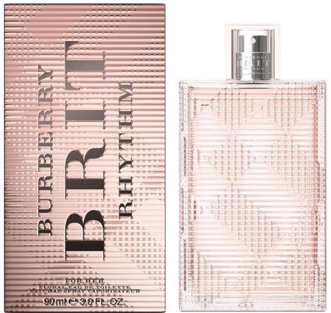 Burberry Brit Rhythm Floral For Her toaletní voda 90ml Pro ženy