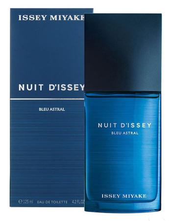 Issey Miyake Nuit D`Issey Bleu Astral toaletní voda 125ml Pro muže
