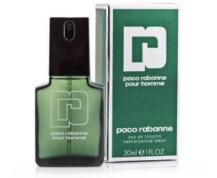 Paco Rabanne Pour Homme - toaletní voda s rozprašovačem 30 ml