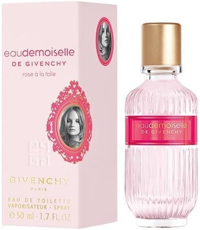 Givenchy Eaudemoiselle de Givenchy Rose a la Folie toaletní voda 50ml Pro ženy