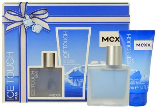 Mexx Ice Touch Man M EDT 30ml + SG 50ml