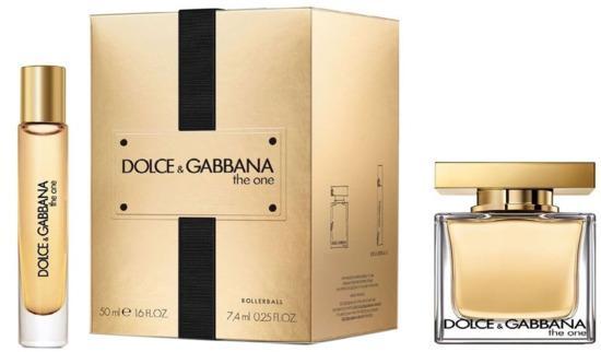 Dolce & Gabbana The One W EDP 50ml + EDP 7,4ml